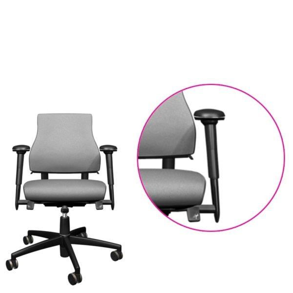 scaun birou manere reglabile