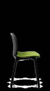 scaun cu picioare