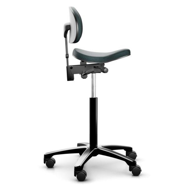 scaun de lucru cu spatar