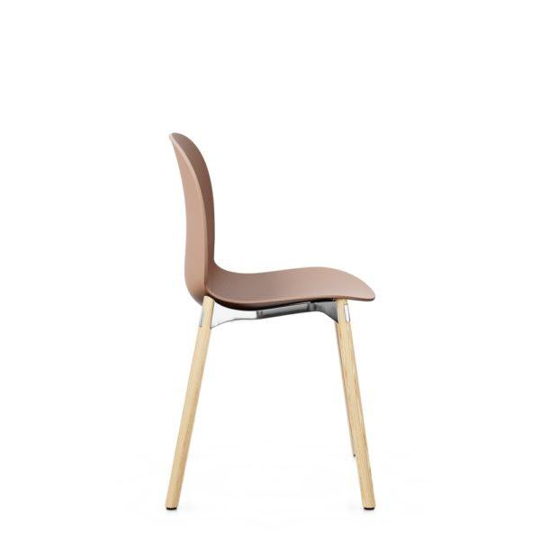 scaun din furnir
