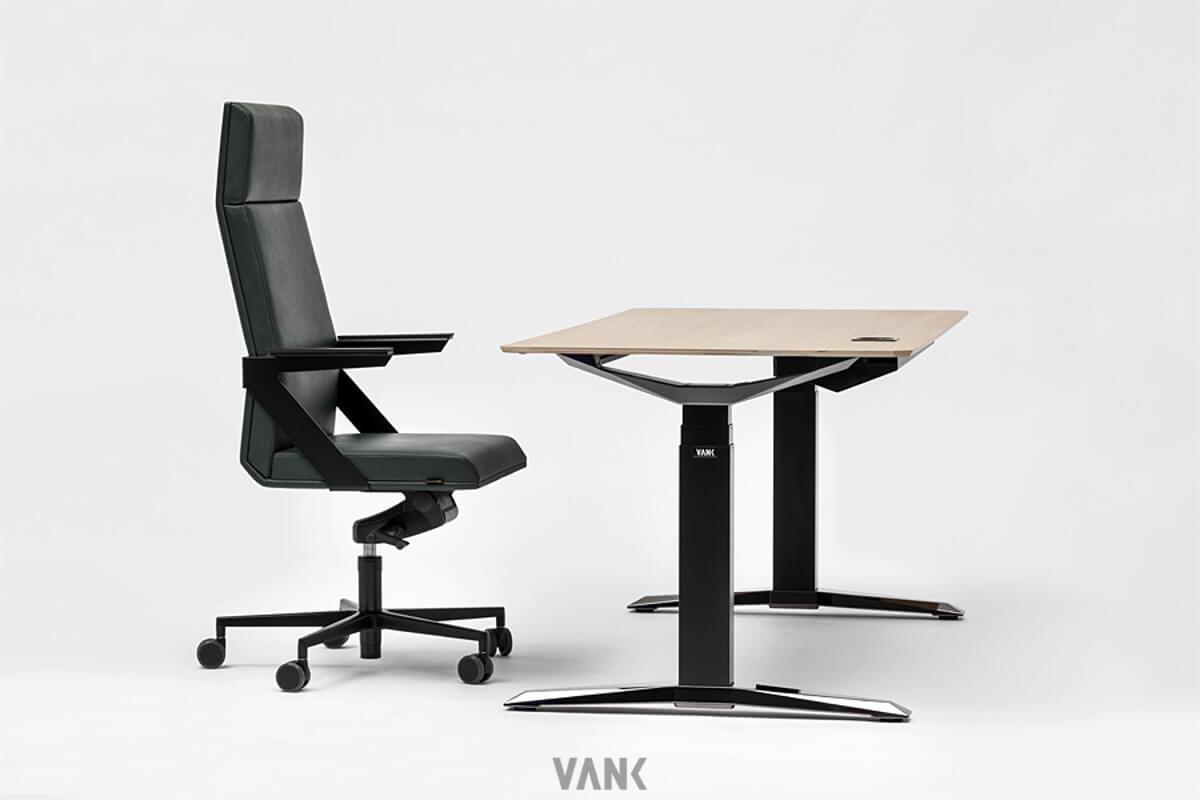 scaun din piele birou