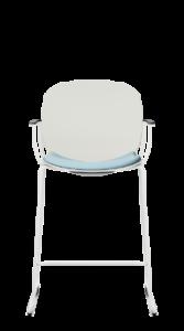 scaun inalt tapitat