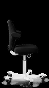 scaun negru