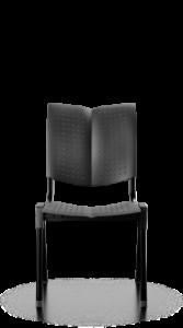 scaun negru conferinta