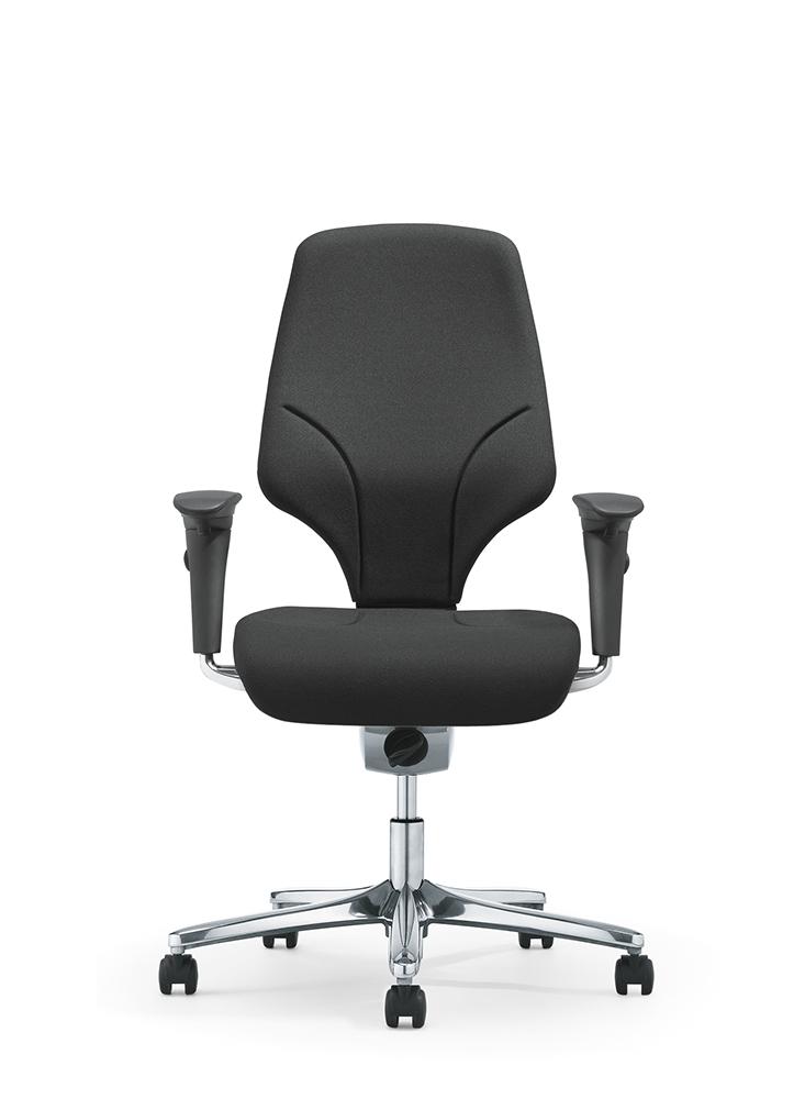 scaun office negru reglabil