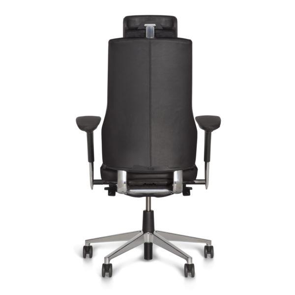 scaun office piele
