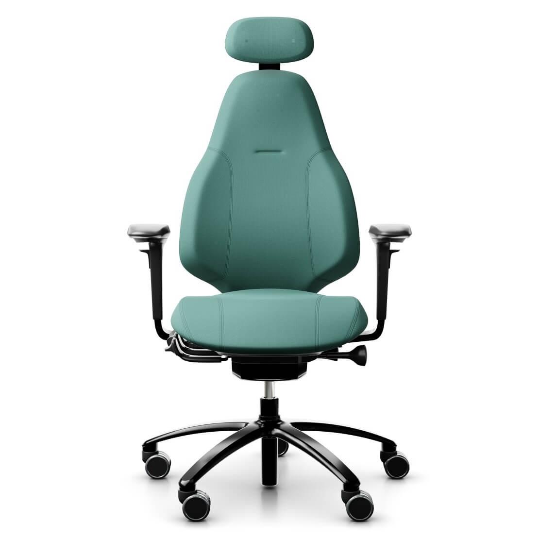 scaun office verde