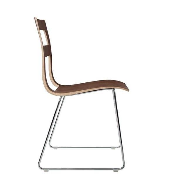scaun placaj cafenele
