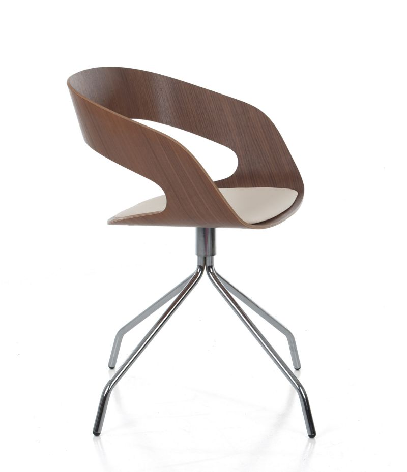scaun placaj maro
