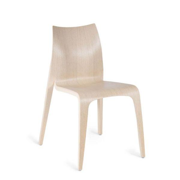 scaun placaj natur