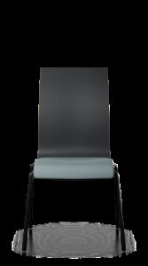 scaun placaj tapitat
