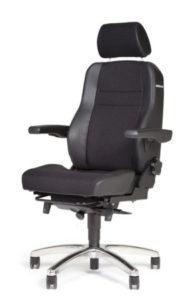 scaun profesional din piele