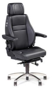scaun profesional piele