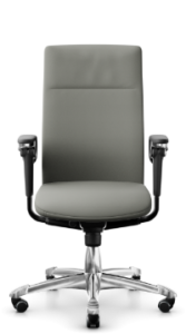 scaun reglabil birou din piele