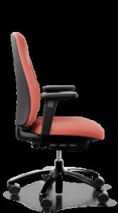 scaun rosu birou