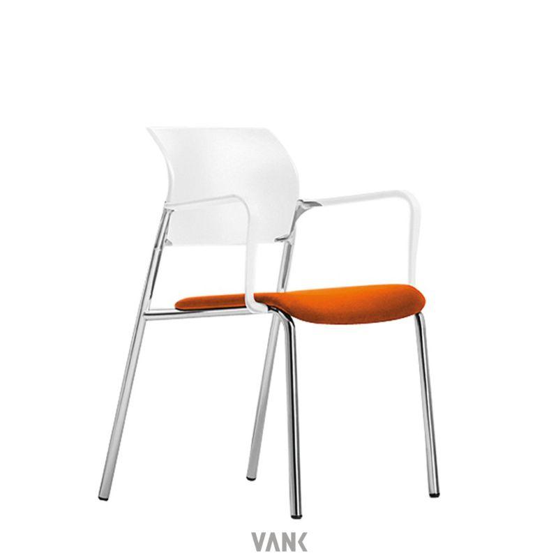 scaun sezut portocliu