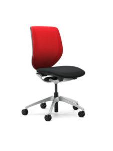 scaun spatar rosu