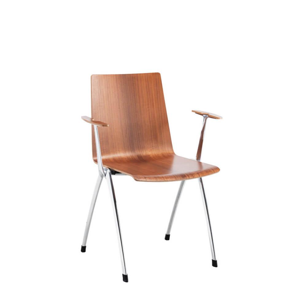 scaun stivuibil cu manere