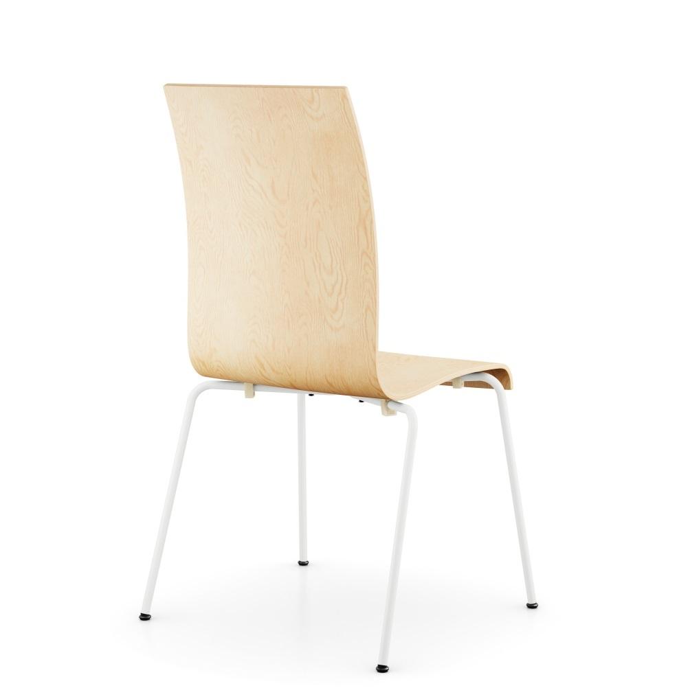 scaun stivuibil din placaj