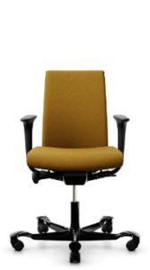 scaun tapitat birou