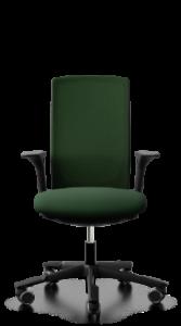 scaun verde mesh