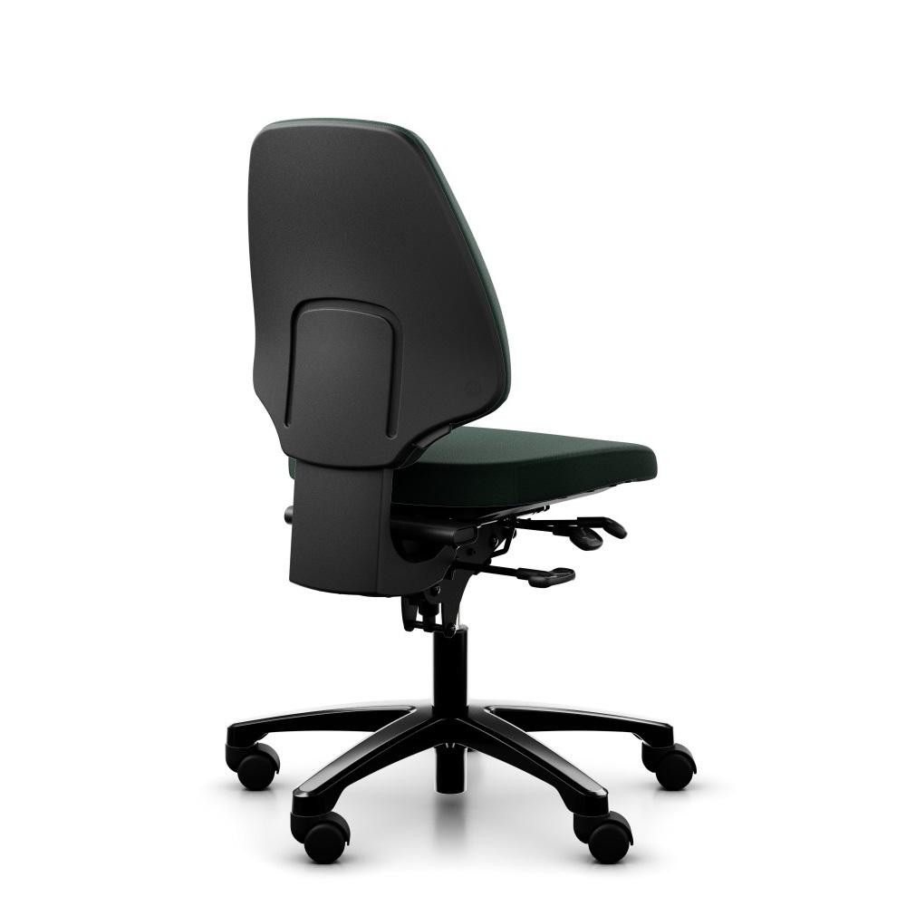 sparat scaun verde birou