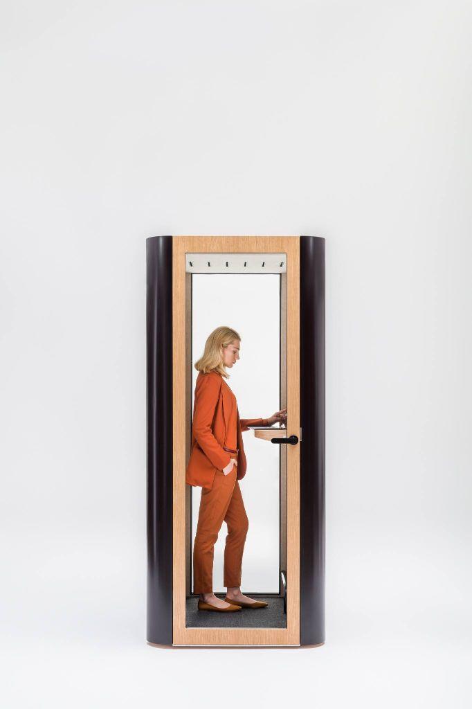cabina acustica Space S
