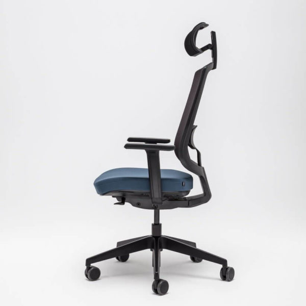 scaun birou cu suport lombar