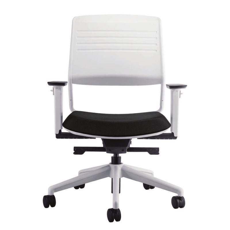 scaun de birou alb