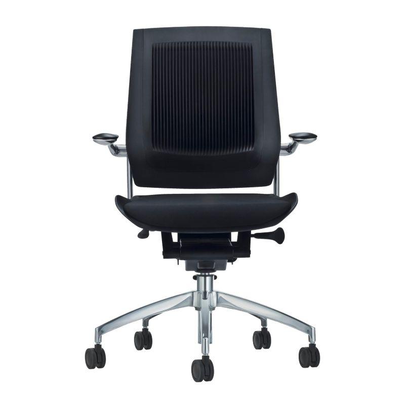 scaun office cu manere