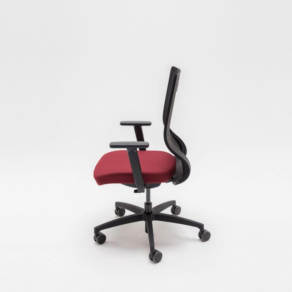 scaun office cu suport lombar