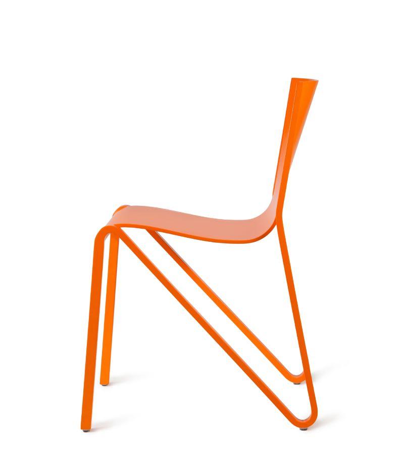 scaun portocaliu