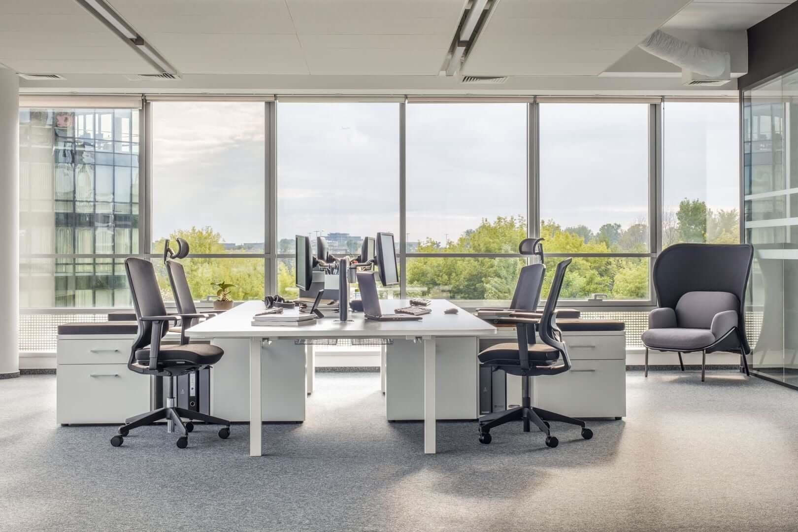 scaune ergonomice office