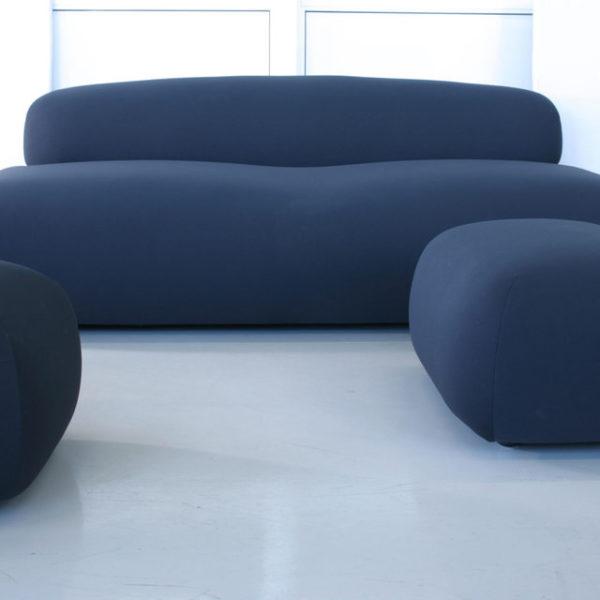canapea rotunda