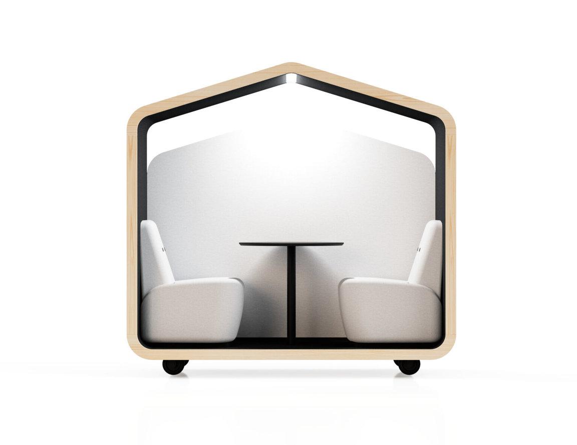 sala mobila pentru birou