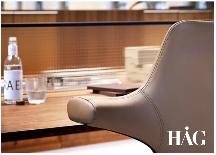 scaun capisco hag, alternativa la Herman Miller