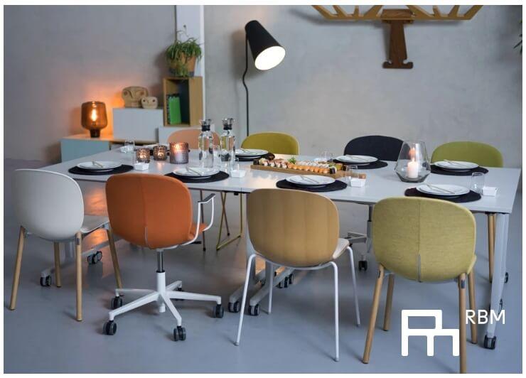 scaune cafetaria rbm