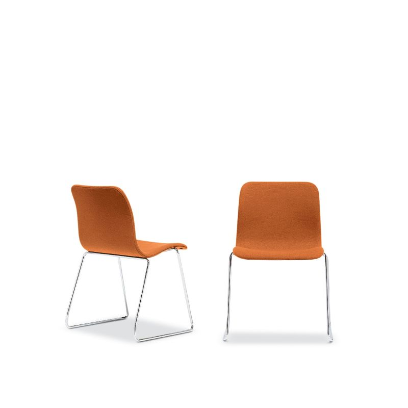 scaune horeca cu design scandinav