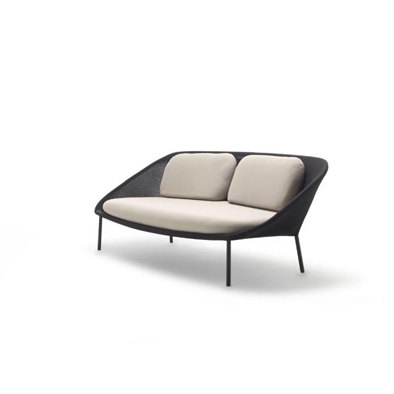 canapea minimalista cu 2 locuri