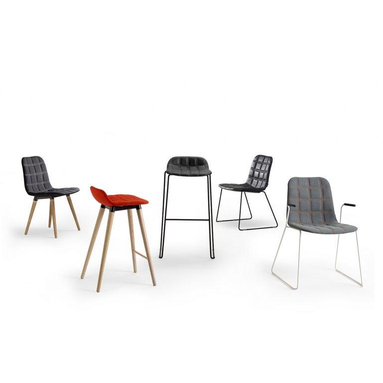 scaune design scandinav