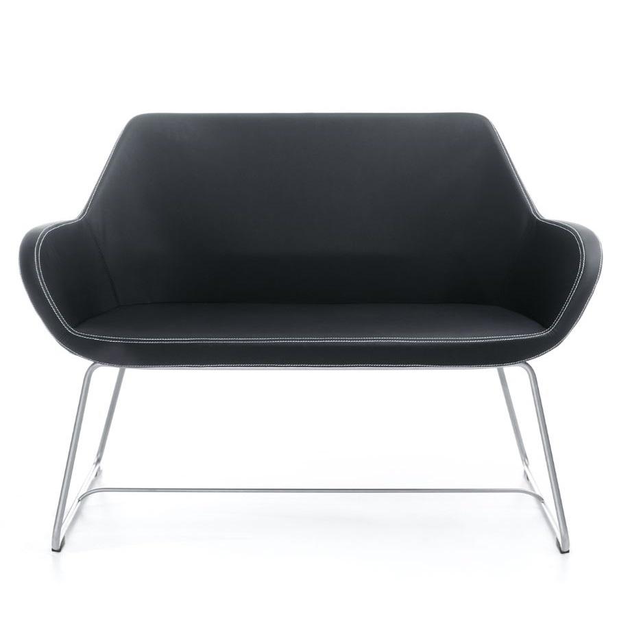 sofa neagra