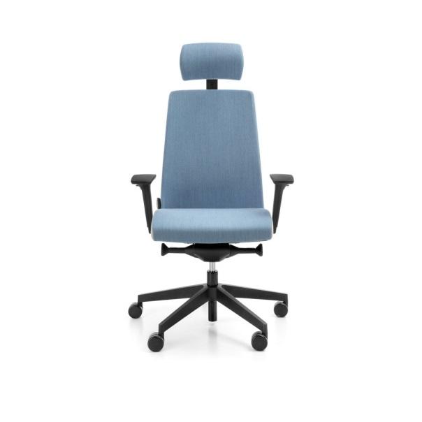 scaun birou Motto 11SFL black P61PU