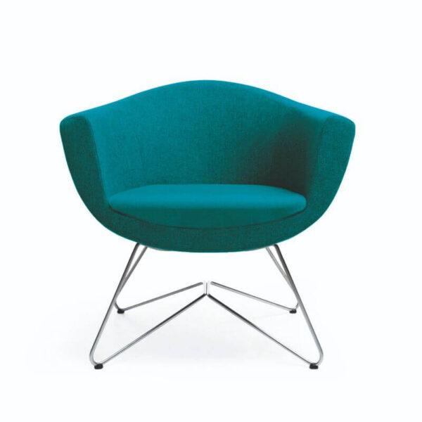 scaun forma ovala