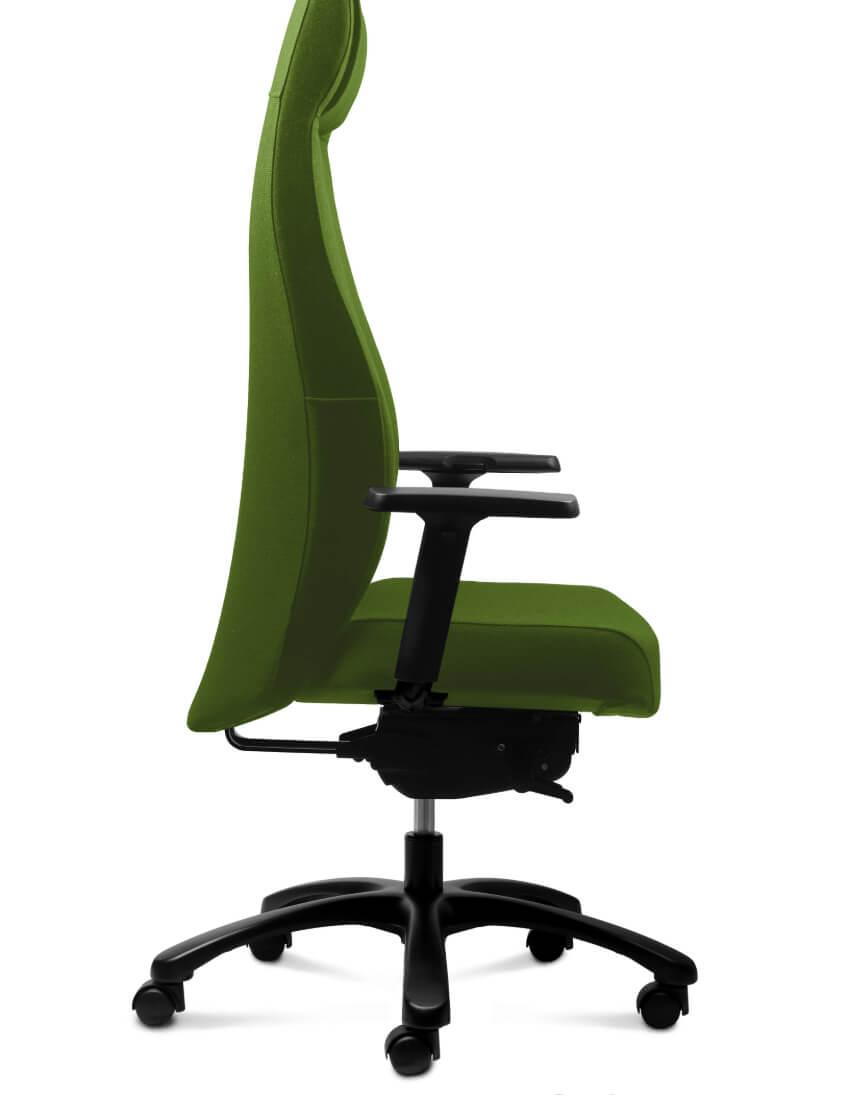 scaun birou cu spatar inalt