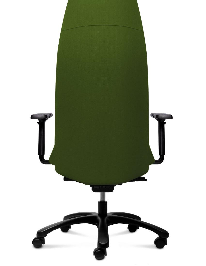 scaun cu spatar inalt