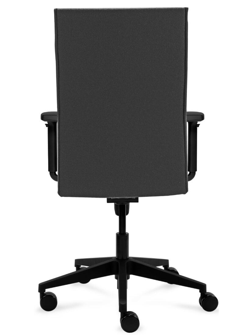 scaun manager negru