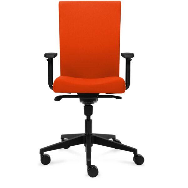 scaun reglabil rosu birou