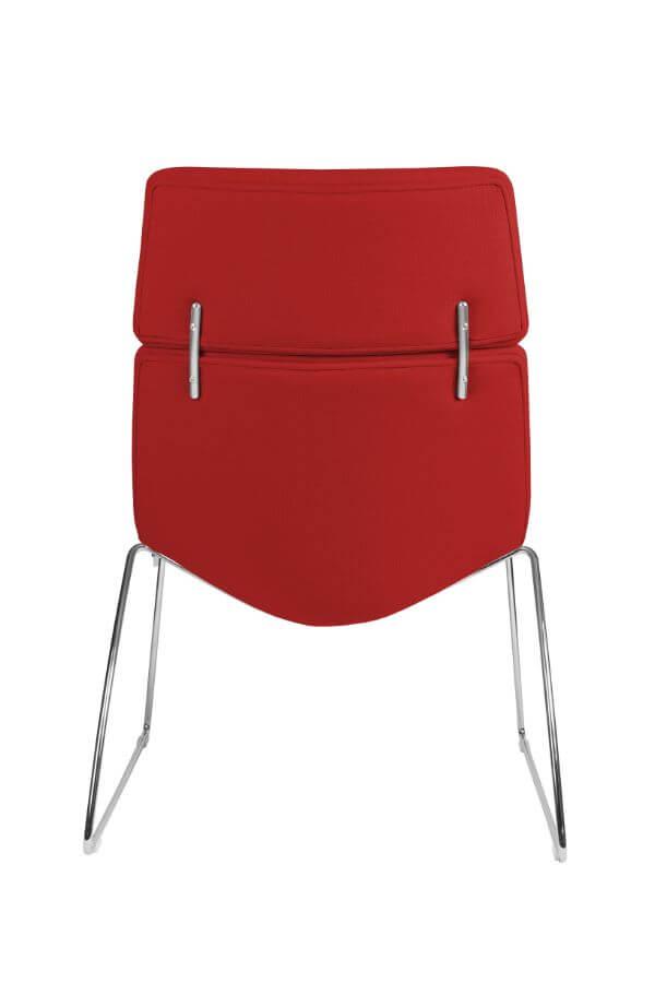 scaun rosu asteptare