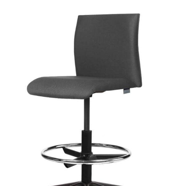 scaun rotativ cu spatar