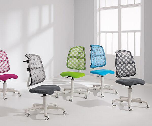 scaune mesh copii